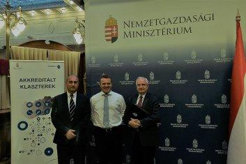 4x AIK átadó - NGM, MediKlaszter