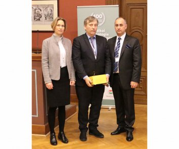 Elismerésben részesülők - Bagaméry István - MEDISO Kft. ügyvezető igazgatója