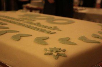 Állófogadás - 100 év torta 02